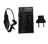 BlueStar ™ inteligente cuna cargador de batería + eu enchufe adaptador de corriente + cargador de coche para GoPro HD Hero4 / AHDBT-401