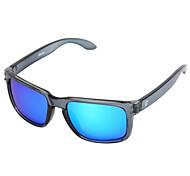 tr90 rectángulo polarizado gafas de sol ligeras