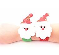 Papai Noel pulseira