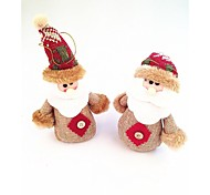 Santa Claus Small Doll Style Restoring Ancient Ways