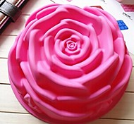 Rose Species Shape Cake Mold Ice Jelly Chocolate Mold