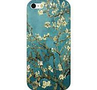 Pear Flower Pattern Back Case for iPhone 6