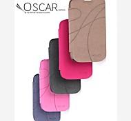promotion quatre yu étuis en cuir série de téléphone pour S3 i9300 (couleurs assorties)