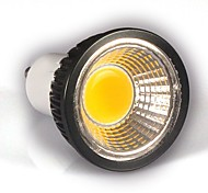 MORSEN GU10 5 W 1 COB 350-400 LM Warm White MR16/PAR Dimmable Spot Lights/Par Lights AC 220-240 V