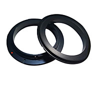 Adapter Ring for 62MM Lens Mount Ring EOS-62mm for Reverse Ring Macro Adapter