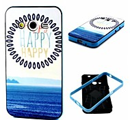 Happy Pattern Back Case Cover for Samsung Galaxy Core 2 G3556D/G355H