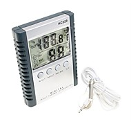 "2.5"" Digital LCD Humidity/Hygrometer and Thermometer (1*AAA)"
