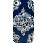 Mandala Blume Muster hard cover für iphone 5c