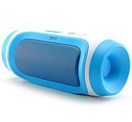 portable basse stéréo Bluetooth 2.1 haut-parleur sans fil avec micro&lecteur de carte tf (de couleurs assorties)