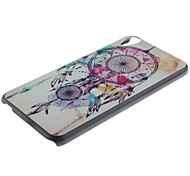 For HTC Case Pattern Case Back Cover Case Dream Catcher Hard PC HTC