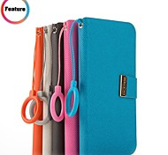 Promotion Seven Wei Series Phone Leather Cases for iPhone 5(Assorted Colors)