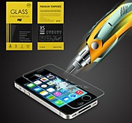 Ultra Thin HD Clear Explosion-proof Tempered Glass Screen Protector Cover for iPhone 4/4S