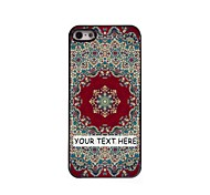 Personalized Phone Case - Red Carpet Design Metal Case for iPhone 5/5S