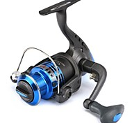 Fishing Reel Spinning Reels 4.7:1 6 Ball Bearings Exchangable / Right-handed / Left-handedSpinning / Jigging Fishing / Freshwater Fishing