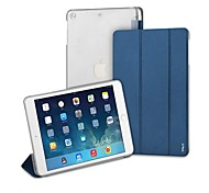 TAVT® Slim Smart PU Leather Full Body Case with Stand for iPad mini 3 (Assorted Color)