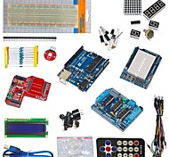 Funduino  UNO R3 + L293D Motor Drive + Wireless Data Transmission Module