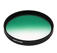 natureza 67 milímetros cyan formou filtro de cor
