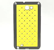 All Over The Sky Star Plastic Back Cover  for  Samsung Note I9220 (Assorted Color)