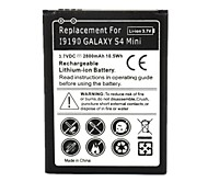Replacement 2800mAh High Capacity Battery for Samsung Galaxy S4 Mini i9190