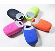alto-falantes Bluetooth impermeável com função mãos livres e um cartão de tf / para outros dispositivos Bluetooth Nota4 iphone6 / 6 plus / galáxia