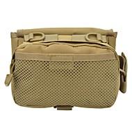 Bike Frame Bag / Backpack Accessories / Shoulder Bag Traveling / Cycling/Bike For Waterproof / Moistureproof / Wearable / Compact ,Black