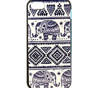 Elephant Pattern Back Case Cover for  iPhone5C