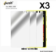 High Transparency Mirror LCD Screen Protector for Nokia Lumia 1020 (3 Pieces)