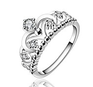 Wholesale Jewelry Silver Plated Ring Silver Plated Fashion Jewelry