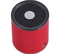 Aoluguya B2132 Mini Portable Subwoofer Bluetooth V3.0 and EDR Speaker with Mic., TF