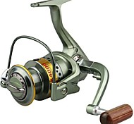 Fishing Reel Spinning Reels 5.5:1 11 Ball Bearings Exchangable / Right-handed / Left-handedSea Fishing / Fly Fishing / Bait Casting / Ice