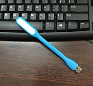 1.2W USB LED Light Portable Bendable Blue Lamp For Laptop PC Notebook