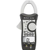 gama auto braçadeira Digital AC metros / dc temperatura frequência capacitância medida multímetro holdpeak hp-870C