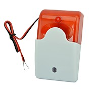 Acousto-optic Alarm HC-103 Cable 12v  Acousto-optic Alarm Horn Speaker