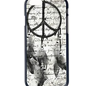 """Doopootoo™ Fashion Dream Cather Letter Painted Pattern Slim Plastic Back Hard Case Cover For iPhone 6 4.7"""""""