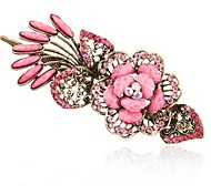 1Pc Characteristic Classic Imperial Rose Hair Clip