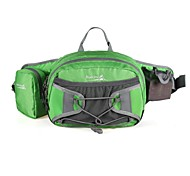 Waist Bag/Waistpack / Sling & Messenger Bag Camping & Hiking / Climbing / Traveling / Cycling/Bike Quick Dry / Wearable / Multifunctional
