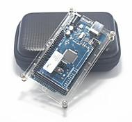 Mega2560 r3 kit base di avviamento w / bag eva per arduino