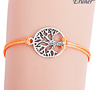 Eruner®Fashion Colorful Life Tree Pattern Bracelet(Assorted Colors)