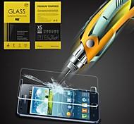 hd delgada clara prueba de explosiones de ultra vidrio templado cubierta protector de pantalla para Samsung Galaxy S2 i9100
