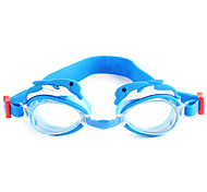 Swimming Kids' Waterproof Silicone Classic Sports Goggles