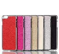 toophone® Joyland brillante rezagado polvo electroplate para el iphone 6 (color clasificado)