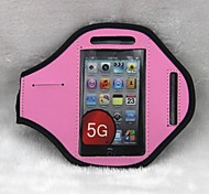 High-grade Neoprene Sport Armband for iPhone 5/5S and Others(Random Color)