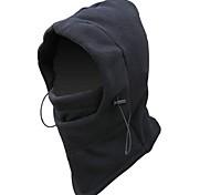 la double couche de haute qualité coupe-vent de bonnet de ski chaude