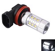 gc® h11 16x Samsung LED SMD 680lm 6000k LED de luz blanca para faro foglight coche (DC12-24V)