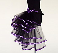 Sexy Fashion Tutu Skirts Trailing Stage Performances Skirt Carnival Costume
