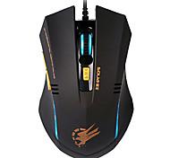 sw sm-630 usb 2000dpi ratón para juegos