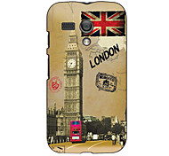 Sights of London Design Hard Case for Motorola MOTO G