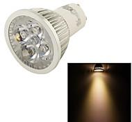 YouOKLight Lâmpada de Foco Decorativa GU10 4 W 400 LM 3000 K Branco Quente 4 V