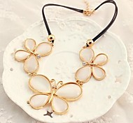 Women's Fashion Butterfly Necklace/Beautiful Butterfly Necklace