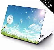 Wolkenhimmel Design Ganzkörper-Schutz-Kunststoffgehäuse für 11-Zoll / 13 Zoll neue Mac Book Luft